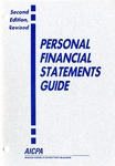 Personal financial statements guide (1992)