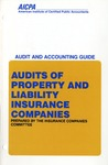 Audits of property and liability insurance companies (1990)