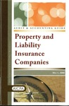 Property and liability insurance companies with conforming changes as of May 1, 2008; Audit and accounting guide: property and liability insurance companies
