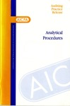 Analytical procedures (1998); Audit and accounting guide:
