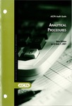 Analytical procedures, new edition as of June 1, 2001; Audit and accounting guide: