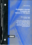 Government auditing standards and circular A-133 audits, with conforming changes as of May 1, 2004