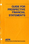 Guide for prospective financial statements (1992)