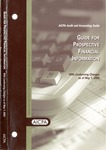 Guide for prospective financial information with conforming changes as of May 1, 2003