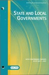 State and local governments with conforming changes as of May 1, 2007; Audit and accounting guide: