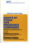 Audits of stock life insurance companies (1991); Industry audit guide; Audit and accounting guide