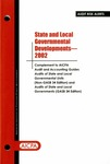 State and local governmental developments - 2002