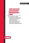 State and local governmental developments - 2003