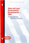 State and local governmental developments - 2004