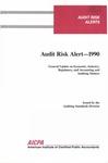 Audit risk alert - 1990; Audit risk alerts