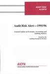 Audit risk alert - 1995/96