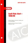 Audit risk alert - 1998/99; Audit risk alerts