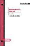Audit risk alert - 2001/02