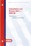 Compilation and review alert - 2005/06; Audit risk alerts