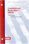 Compilation and review alert - 2006/07; Audit risk alerts
