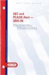 SEC and PCAOB alert - 2005/06