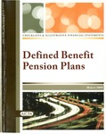 Checklists and illustrative financial statements : Defined benefit pension plans, March 2008 edition by American Institute of Certified Public Accountants