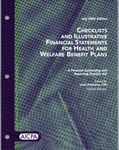 Checklists and illustrative financial statements for health and welfare benefit plans : a financial accounting and reporting Practice aid, July 2006 edition