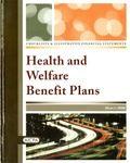 Checklists and illustrative financial statements : Health and welfare benefit plans, March 2008 edition by American Institute of Certified Public Accountants