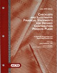 Checklists and illustrative financial statements for defined contribution pension plans : a financial accounting and reporting practice aid, July 2005 edition