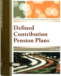 Checklists and illustrative financial statements : Defined contribution pension plans, March 2008 by American Institute of Certified Public Accountants