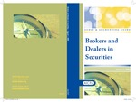 Brokers and dealers in securities with conforming changes as of August 1, 2009; Audit and accounting guide by American Institute of Certified Public Accountants. Stockbrokerage and Investment Banking Committee
