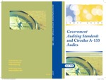 Government auditing standards and circular A-133 audits, with conforming changes as of October 1, 2009; Audit and accounting guide by American Institute of Certified Public Accountants. Single Audit Working Group