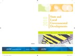State and local governmental developments - 2010; Audit risk alerts