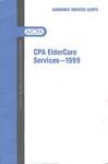 CPA Eldercare Services - 1999; Assurance Services Alerts