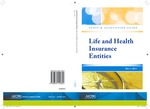 Checklists  Life and health insurance entities, with conforming changes as of May 1, 2011; Audit and accounting guide