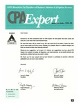 CPA expert 1995-1999 cumulative index