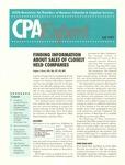 CPA expert 1997 fall
