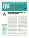 CPA expert 1999 fall