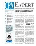 CPA expert 2003 fall by American Institute of Certified Public Accountants