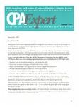 CPA expert 1996 summer