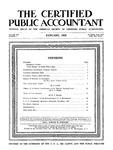 Certified public accountant, 1928 Vol. 8
