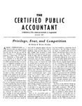 Certified public Accountant, 1947