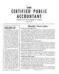 Certified public Accountant, 1949