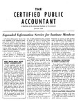 Certified public Accountant, 1950