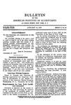Bulletin, 1928-29