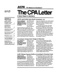 CPA letter, 1991