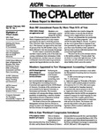 CPA letter, 1992