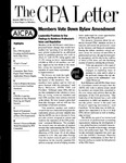 CPA letter, 2002 by American Institute of Certified Public Accountants