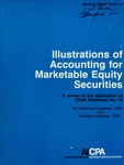 Illustrations of accounting for marketable equity securities : a survey of the application of FASB statement no. 12; Financial report survey, 12