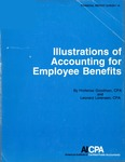 Illustrations of accounting for employee benefits; Financial report survey, 14
