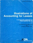 Illustrations of accounting for leases : a survey of the application of FASB Statement No. 13; Financial report survey, 16