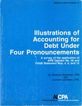 Illustrations of accounting for debt under four pronouncements : a survey of the application of APB opinion no. 26 and FASB statement nos. 4, 6, and 15; Financial report survey, 17
