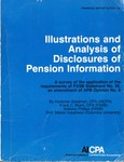 Illustrations and analysis of disclosures of pension information: a survey of the application of the requirements of FASB Statement no. 36, an amendment of APB Opinion no. 8; Financial report survey, 22