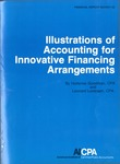 Illustrations of accounting for innovative financing arrangements; Financial report survey, 25