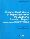 Updated illustrations of departures from the auditor's standard report : a survey of the application of statement on auditing standards no. 2 as amended; Financial report survey, 29